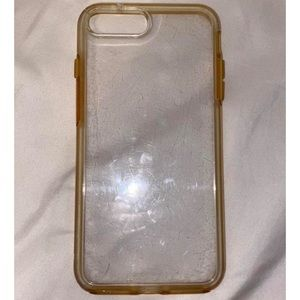 Otterbox Clear Iphone 8+ Case